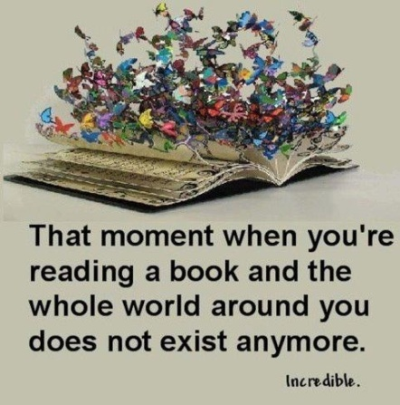that moment when you're reading a book